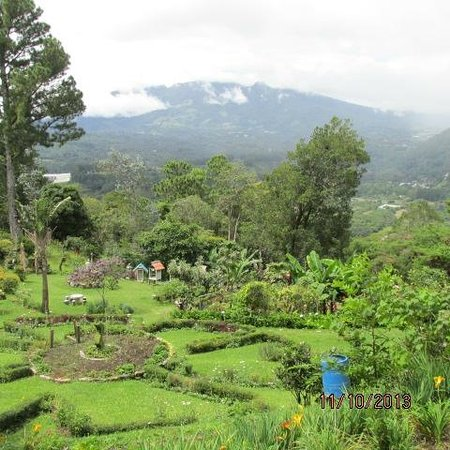 El Explorador Gardens: Great views