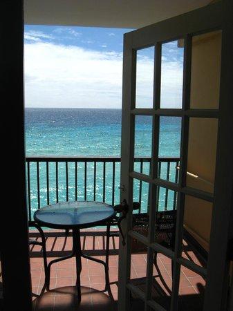 South Gap Hotel: Acordar com esta vista é maravilhoso!