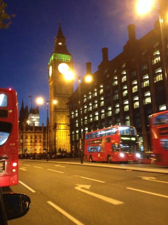 Love London Taxi Tours: GREAT VIEW EVERY TIME