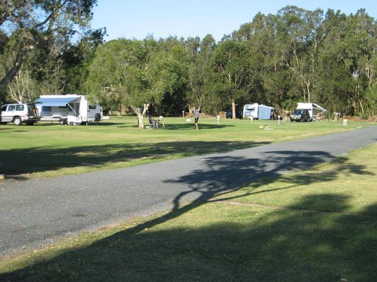 Secura Lifestyle Lakeside Forster : park