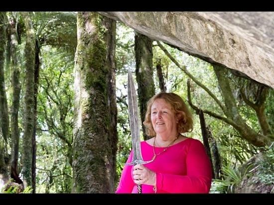 Hairy Feet Scenic Film Location Tour Waitomo: Magical part of the tour