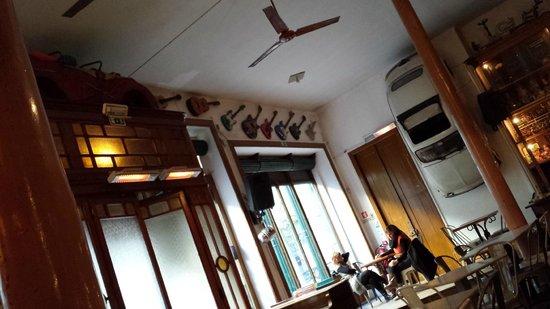 Nasoni Guest Hostel : Restaurante