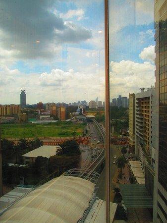 Melia Kuala Lumpur: view from the room