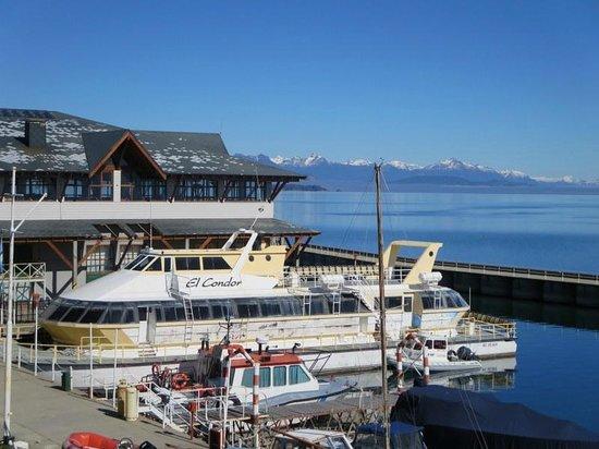 Hotel Tres Reyes: Lago Nahuel Huapi