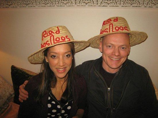 Riad Noos Noos: Greg & Alison