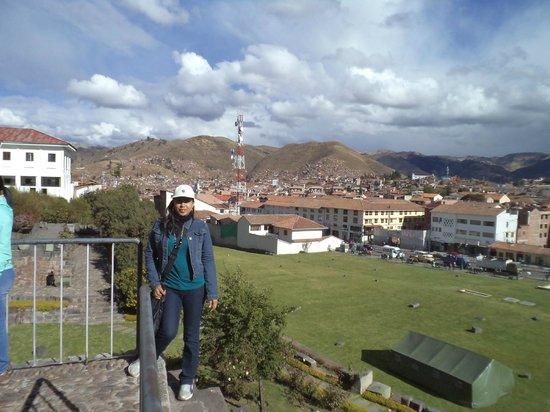 LP Los Portales Hotel Cusco : Exterior de Coricancha