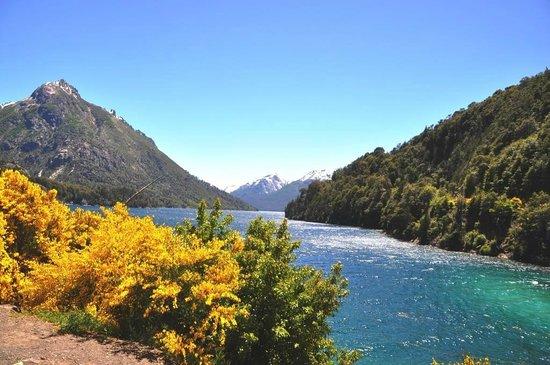 Bariloche Anglers: Vista al  Lago Lopez
