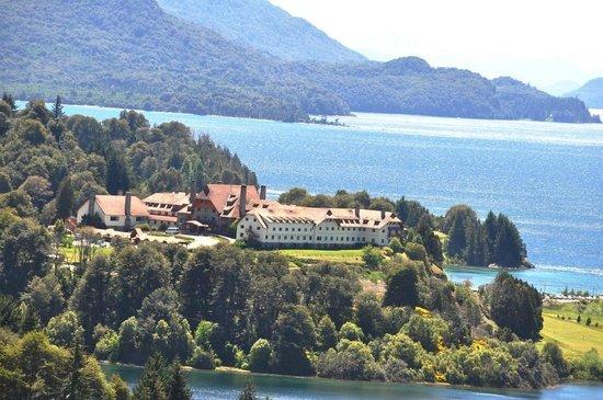 Bariloche Anglers: Vista Lago Nahuel y Lopez Punto Panoramico