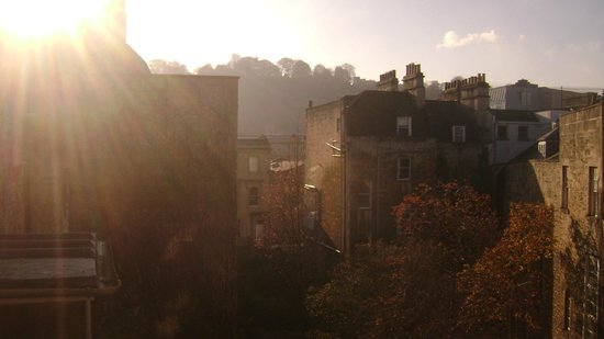 Bath Backpackers Hostel: View