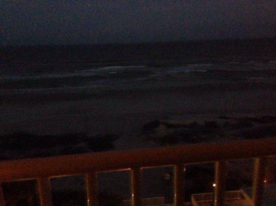Courtyard by Marriott Jacksonville Beach Oceanfront: Oceanview
