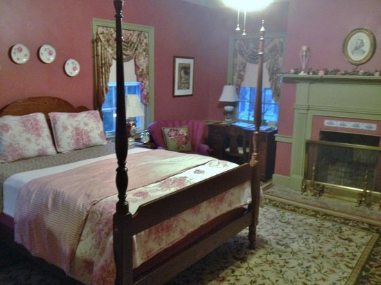 The Jackson Rose B & B: Jackson Rose Room