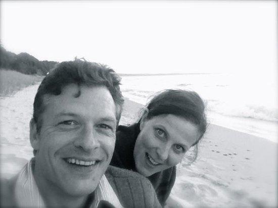 Aberdeen Stone Cottage B+B : Your hosts, David and Melinda