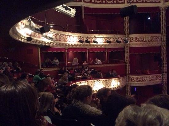 Gaiety Theatre: inside the Gaiety