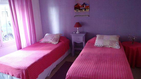 Biarrizt Hotel B&B: Habitación doble twin