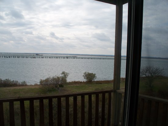 Waterside Inn : Water view room