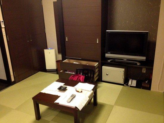 Hiinanoyu : Our living room
