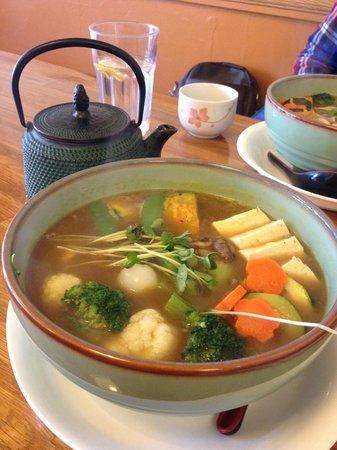 Cha-Ya Vegetarian Japanese