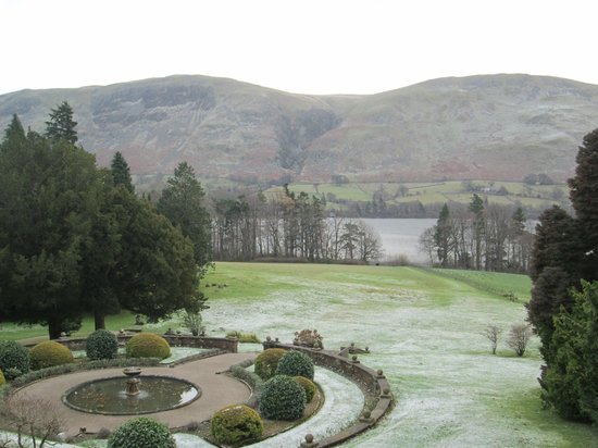 Macdonald Leeming House, Ullswater : view from room 1