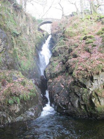 Macdonald Leeming House, Ullswater : Aira force waterfalls