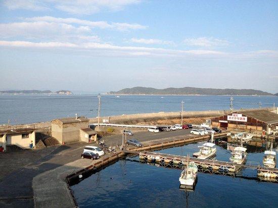 Hiinanoyu : Sea view from our room