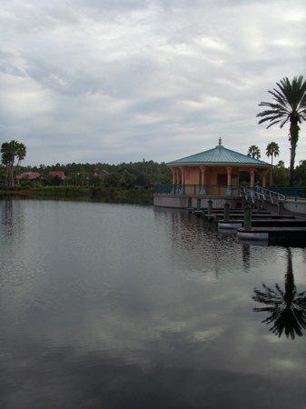 Disney's Coronado Springs Resort: View from main lobby