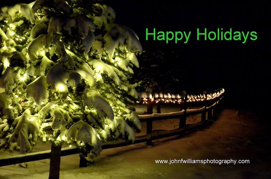 Western Riviera Lakeside Lodging & Events: Happy Holidays