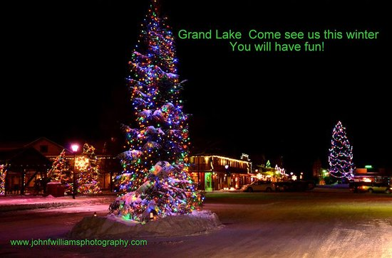 Western Riviera Lakeside Lodging & Events: Winter Wonderland