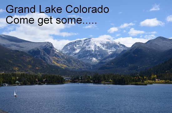 Western Riviera Lakeside Lodging & Events: Grand Lake