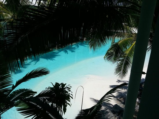 Peppers Beach Club Port Douglas: View from room 315
