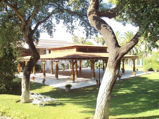 Hotel Guadacorte Park: Zona de celebración de eventos.