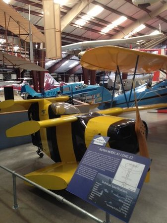 Pima Air & Space Museum : World's smallest real airplane