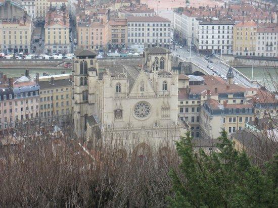 Kathedrale des hlg. Johannes: La catedral y su entorno.