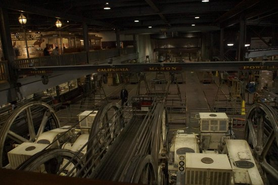 Cable Car Museum: Cable