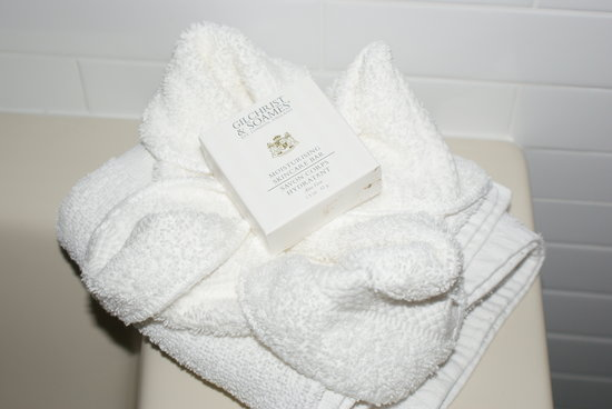 Baymont Inn & Suites Mattoon: Gilchrist & Soames Toiletries in all rooms