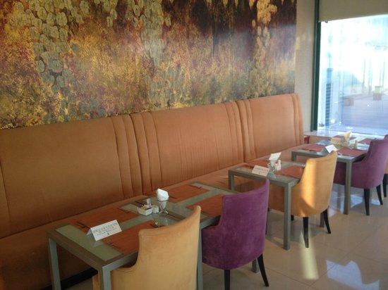 Holiday Inn Jasmine Suzhou Hotel : Breakfast room