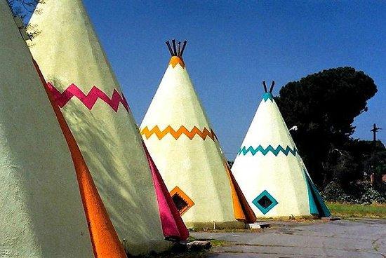 Wigwam Motel : Basic rooms