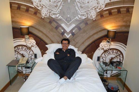 Marques De Pombal Hotel: Quarto muito confortável