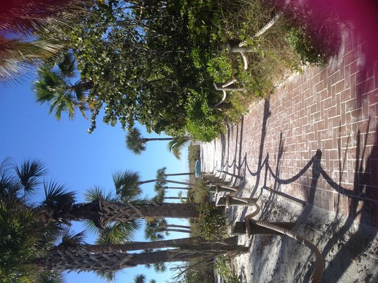 Tropical Beach Resorts: Just a steps from your room to the beach.