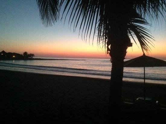 Hacienda Eden: Great sunsets every evening
