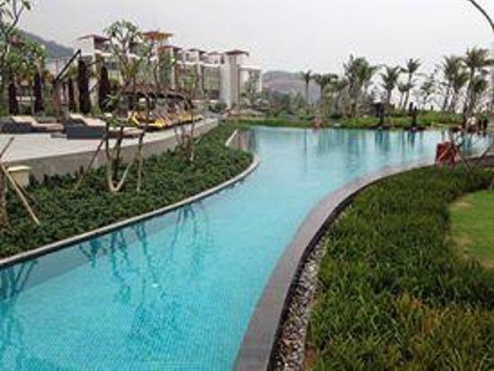 Angsana Lang Co: Pool