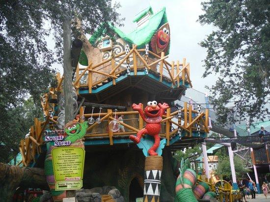 Atra O Para Os Pequeninos Foto De Busch Gardens Tampa