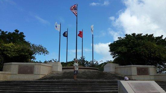 American Memorial Park : Ноябрь 2013