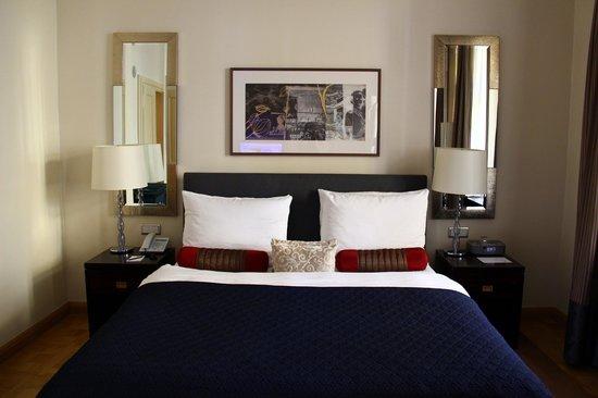 Mandarin Oriental, Prague: Superior room