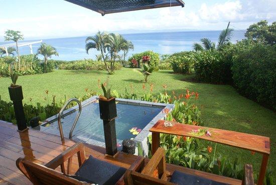 Makaira Resort: View from Honeymoon suite