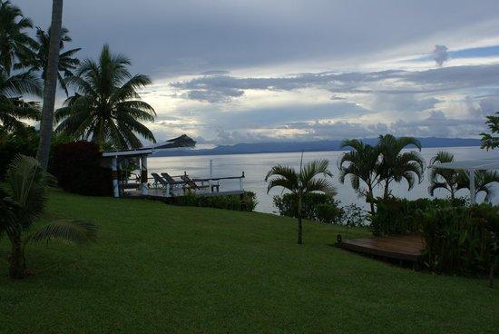Makaira Resort: Shared Patio