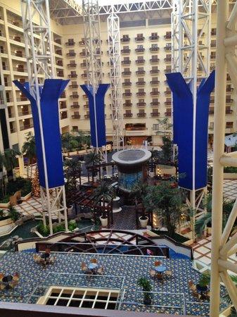 Renaissance Orlando at SeaWorld: View from room