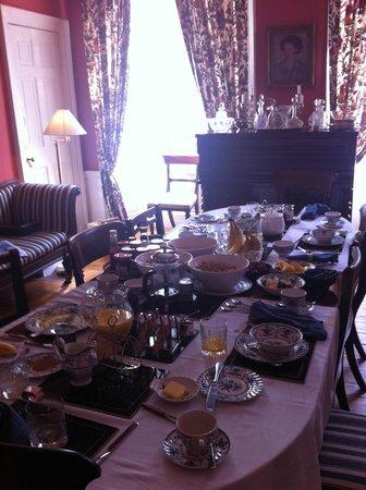14 Hart Street: Dining Room