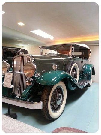 Franklin Museum: 1930s Model