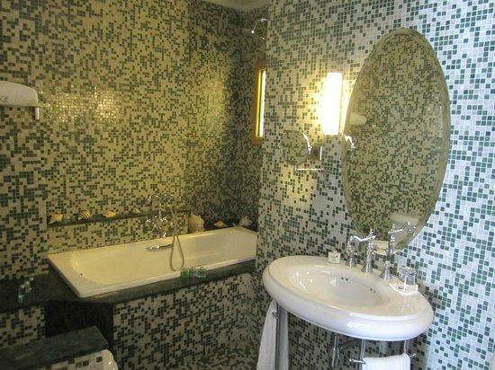 Hotel & Spa Le Doge: Até o banheiro é temático.