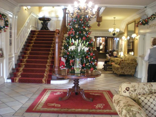 International Hotel Killarney: Lobby